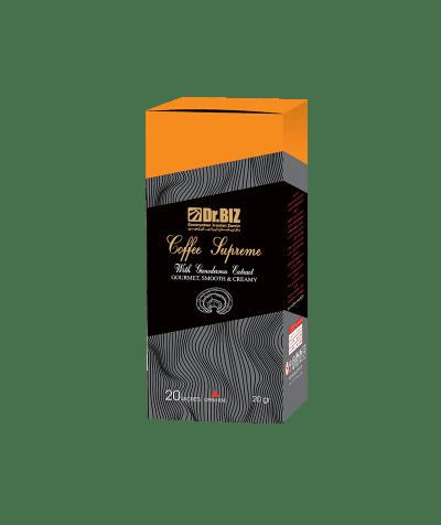 قهوه سوپریم با قارچ گانودرما