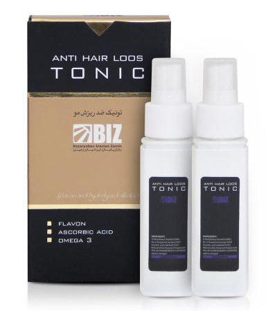 محلول تونیک ضد ریزش مو