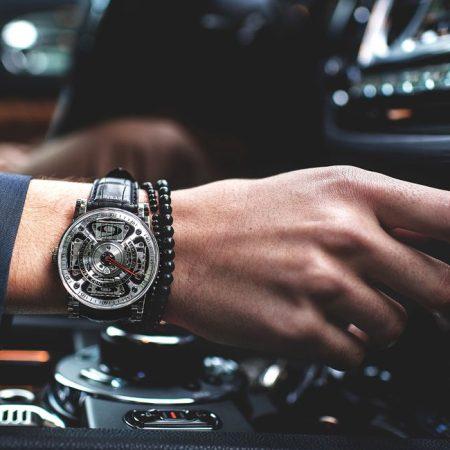 ساعت های تراست سویس