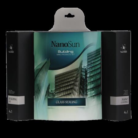نانو شیشه ساختمانی