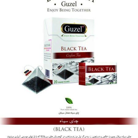 دمنوش چای سیاه
