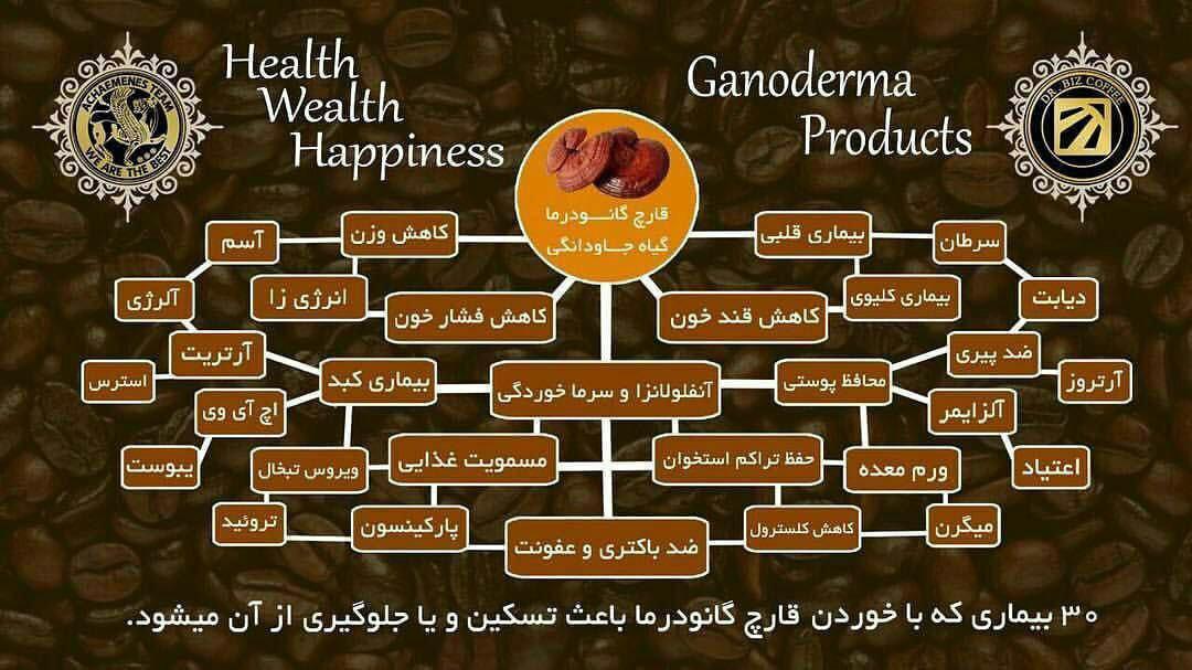 قارچ گانودرما چیست؟
