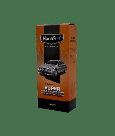 سوپر شامپو نانو خودرو
