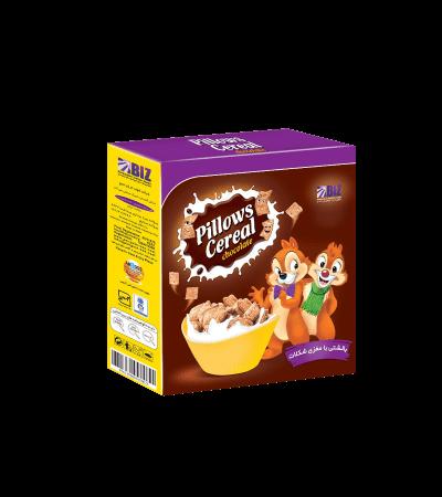 بالشتی شکلاتی