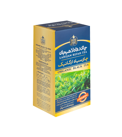 چاي سياه ارگانيك